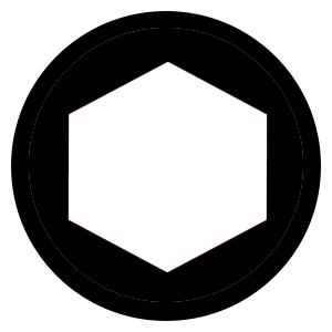 Набор отверток для электронщиков с внутренним шестигранником Wera 05118156001