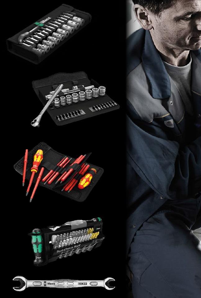 Новые инструменты от WERA