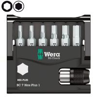 Набор WERA Bit-Check 7 Hex-Plus 1 056168